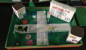 Выставка макетов улиц города!