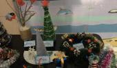 """Выставка поделок """"Новогодний калейдоскоп"""""""
